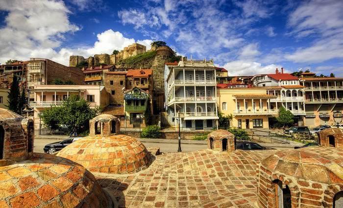 Тур по Тбилиси(исторический)