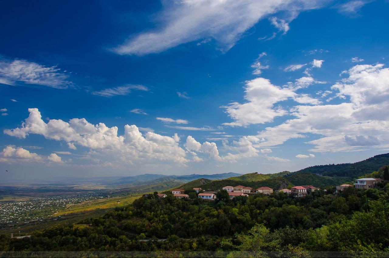 Гастрономический тур в Грузию, Кахети. Виды Грузии, часть 3.