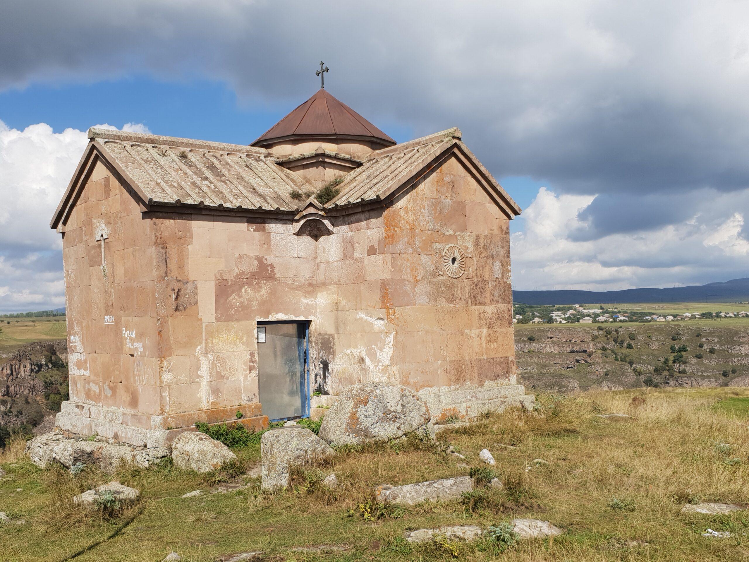 Дашбашская церковь