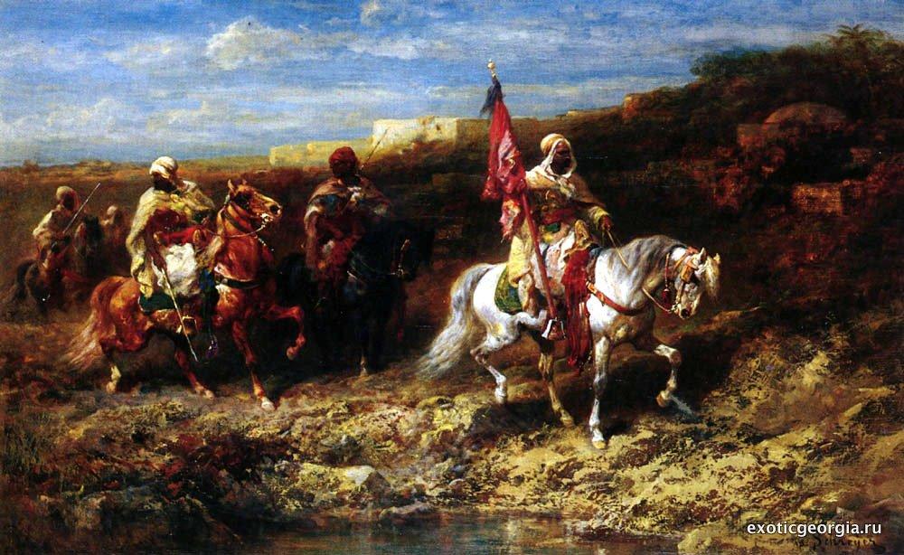 Арабы в Истории Грузии