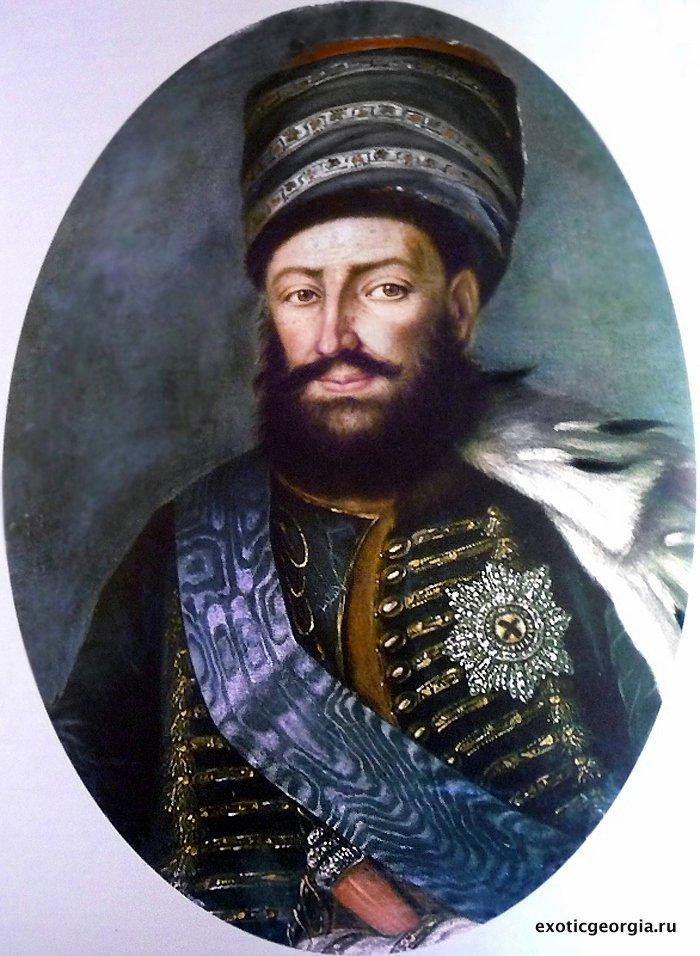 Царь Эрекле II