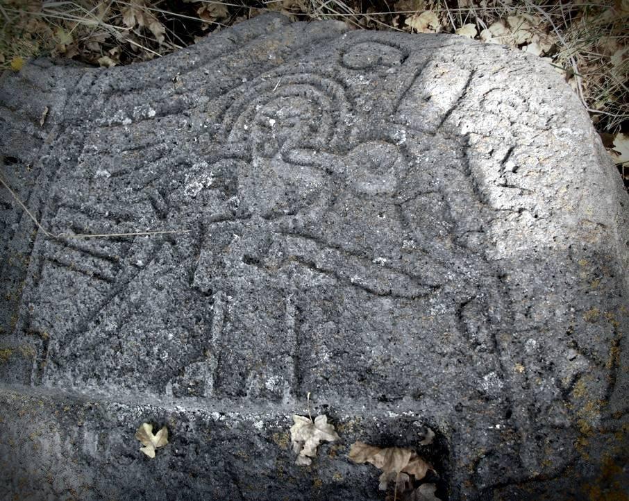 Археологический музей Дманиси артефакты