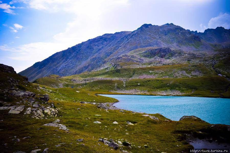 А вот и озера Имерети