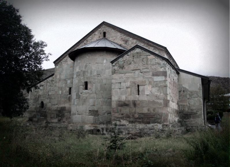 Болнисский Сиони, святые места Грузии