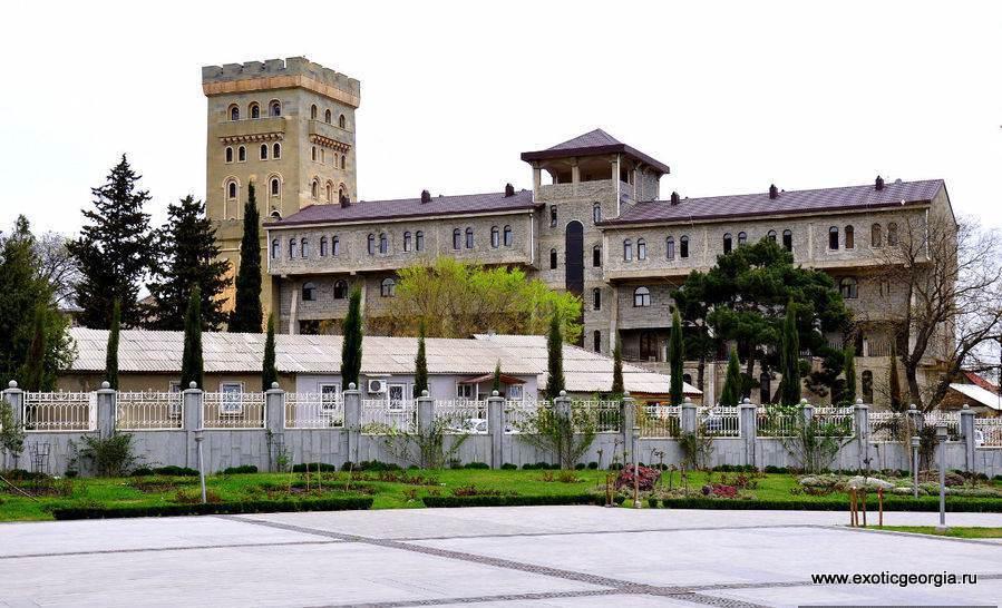 Главный кафедральный собор в Тбилиси