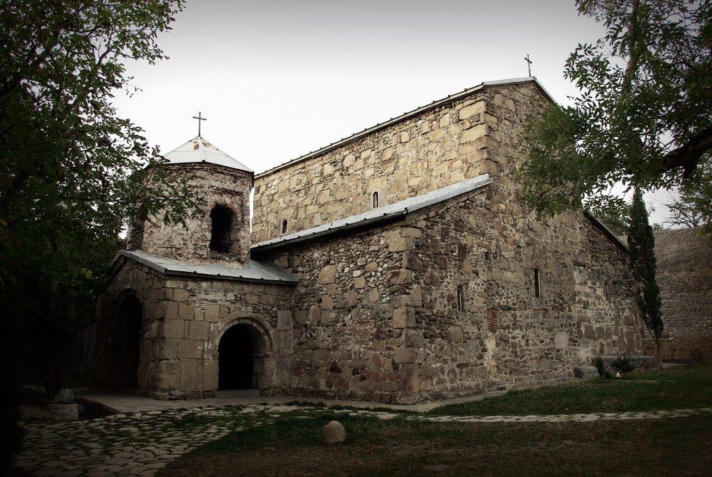 Зедазенский монастырь