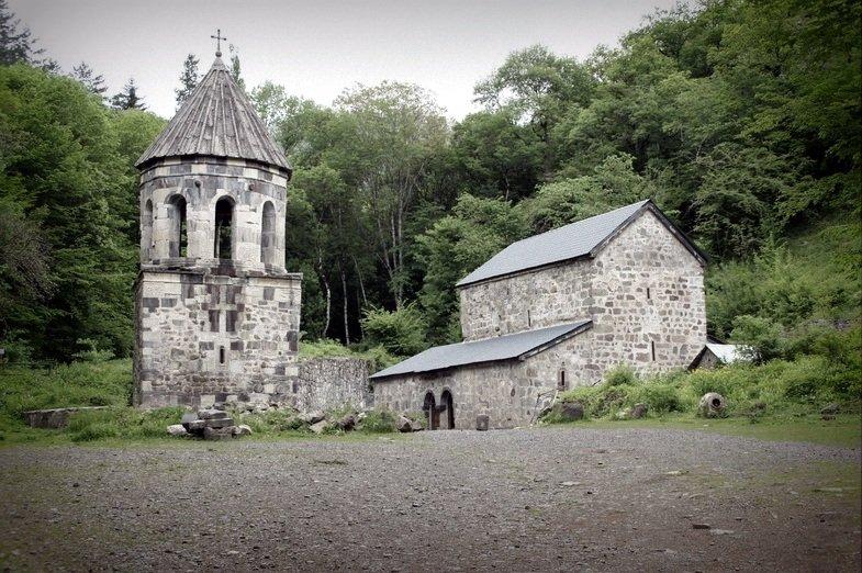 Зеленый монастырь, достопримечательности Самцхе-Джавахети