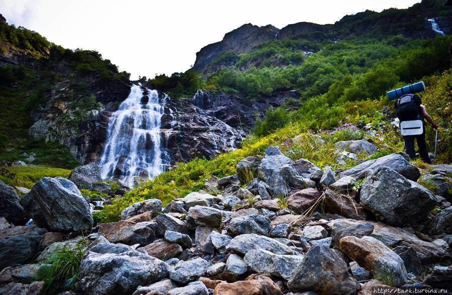 Имеретинский водопад....один из