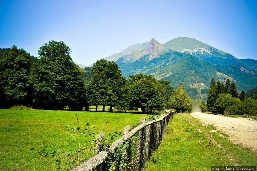 Имерети...горы