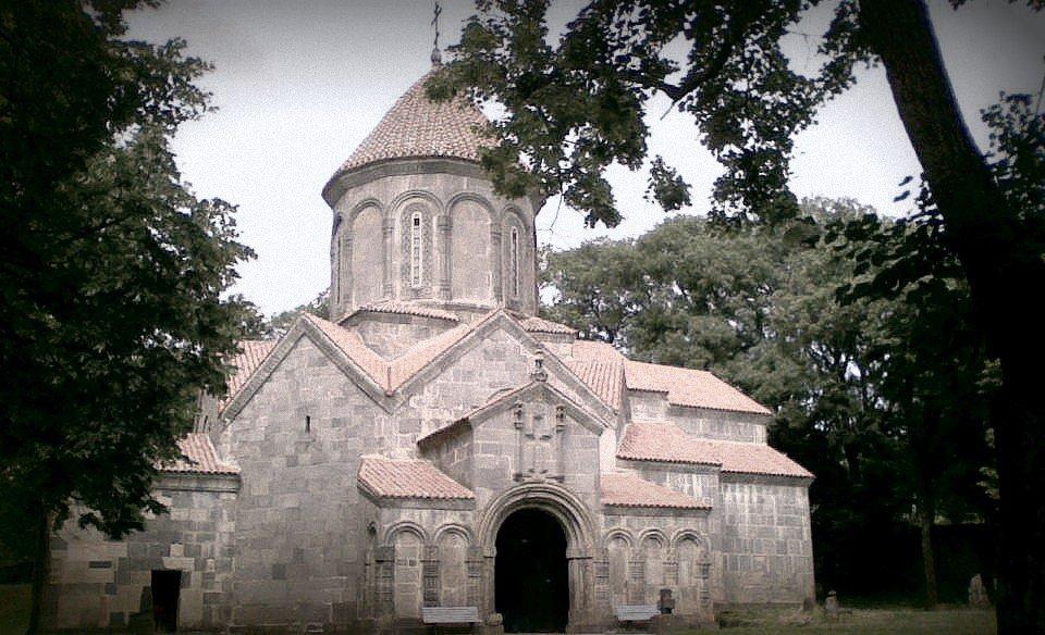 Кафедральный храм Манглиси