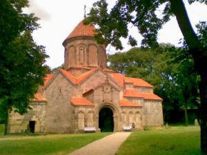 Кафедральный собор в Манглиси