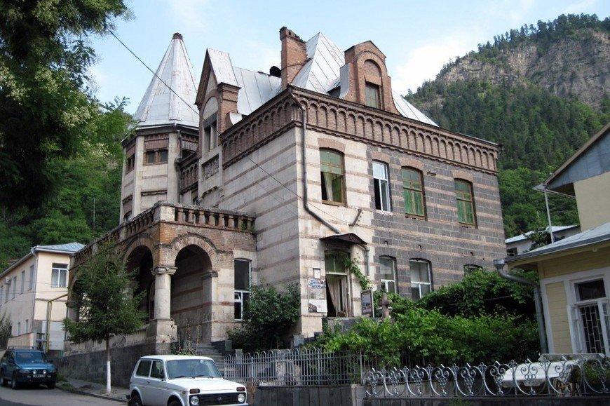 Краеведческий музей в Боржоми