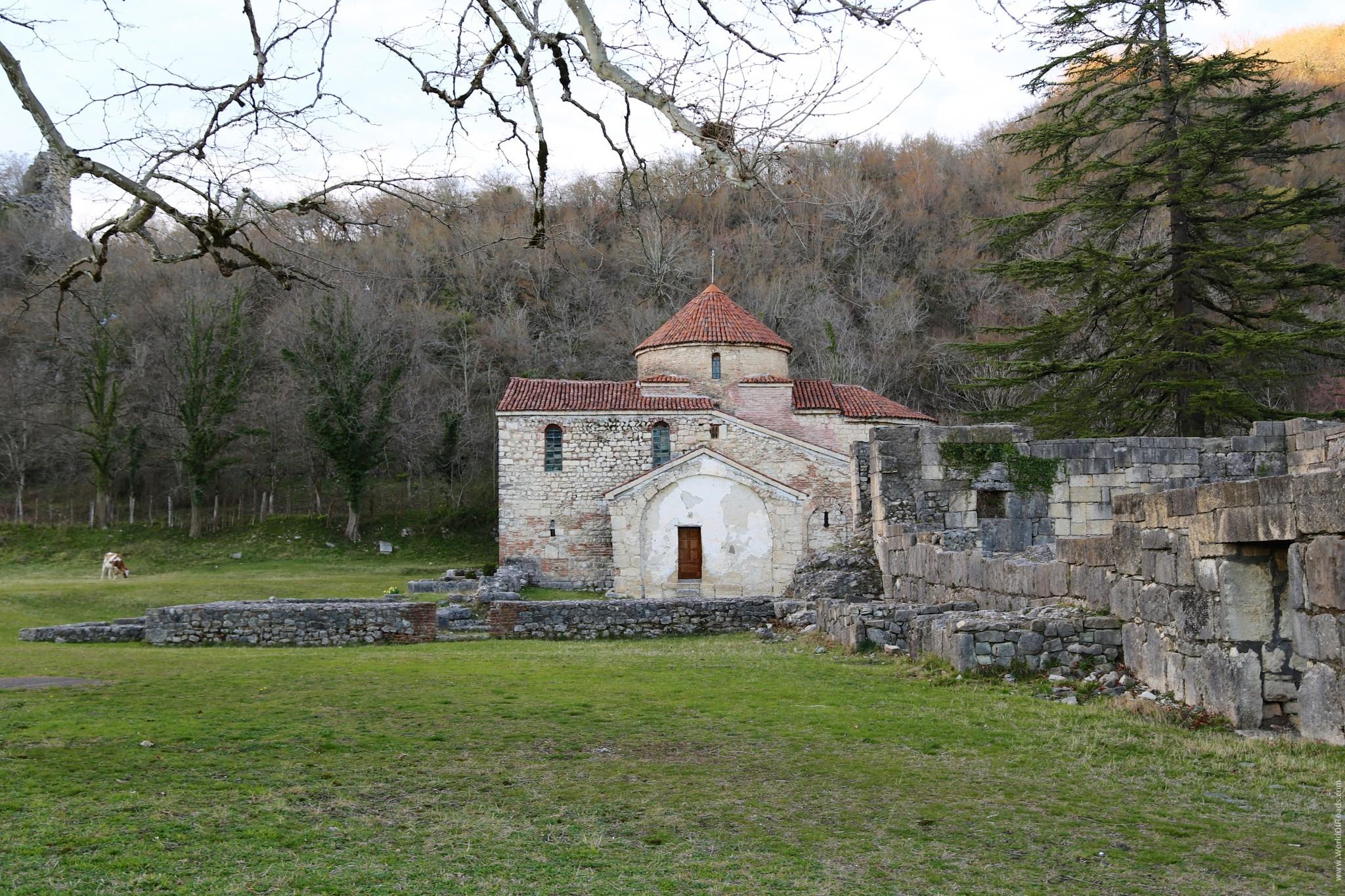 Крепость Накалакеви