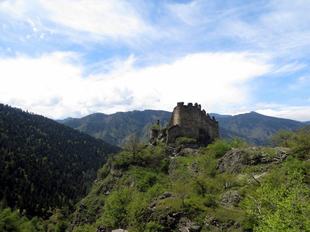 Крепость Петра в Боржоми