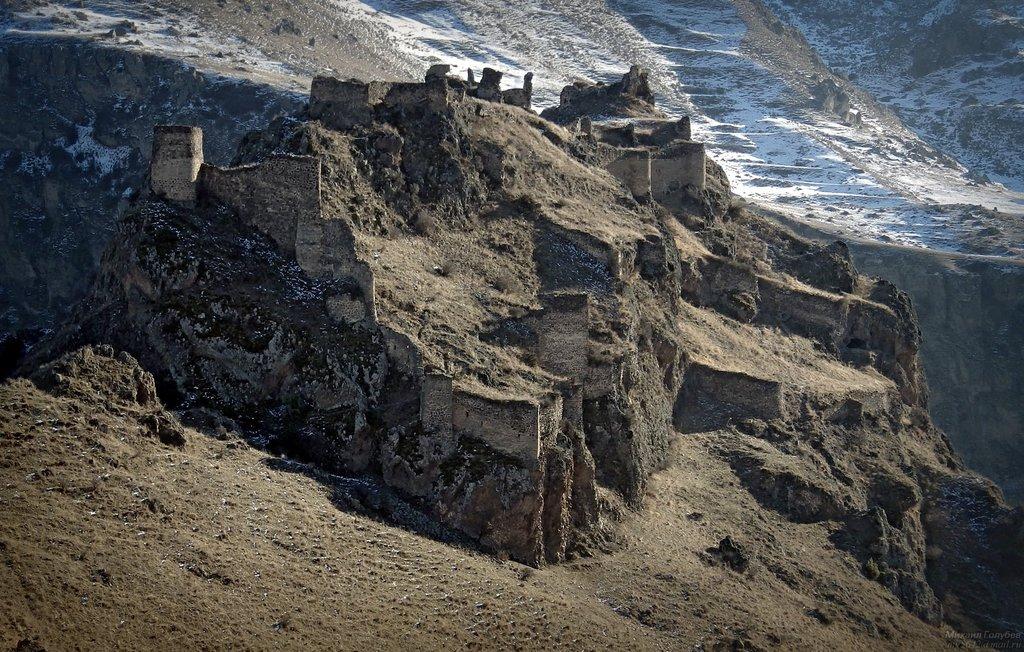 Крепость Тмогви