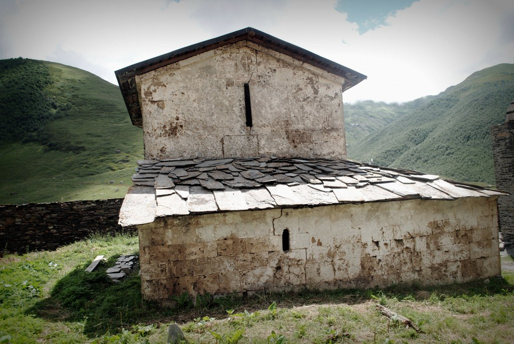 Ламариа церковь