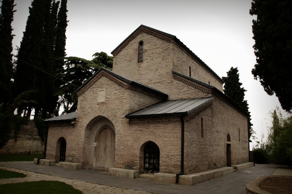 Монастырский комплекс Бодбе