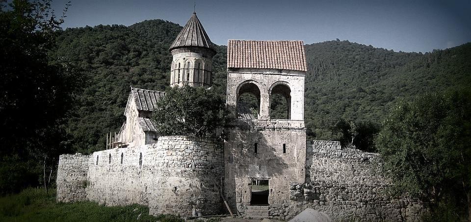 Монастырь Питарети