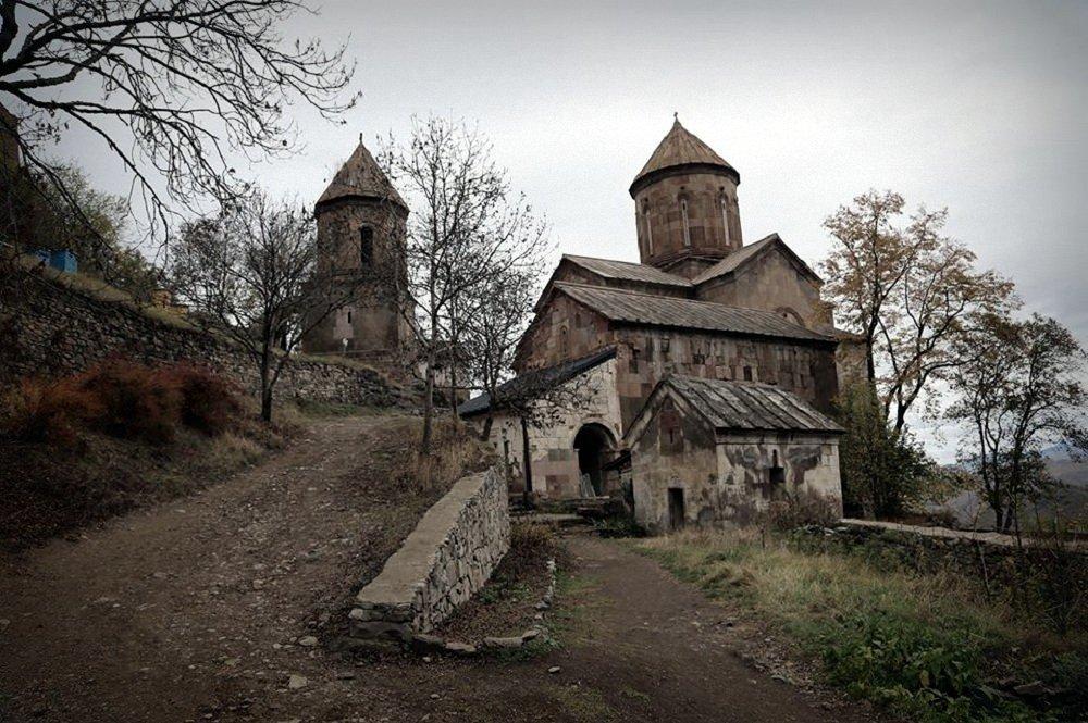Монастырь Сапара, достопримечательности Самцхе-Джавахети