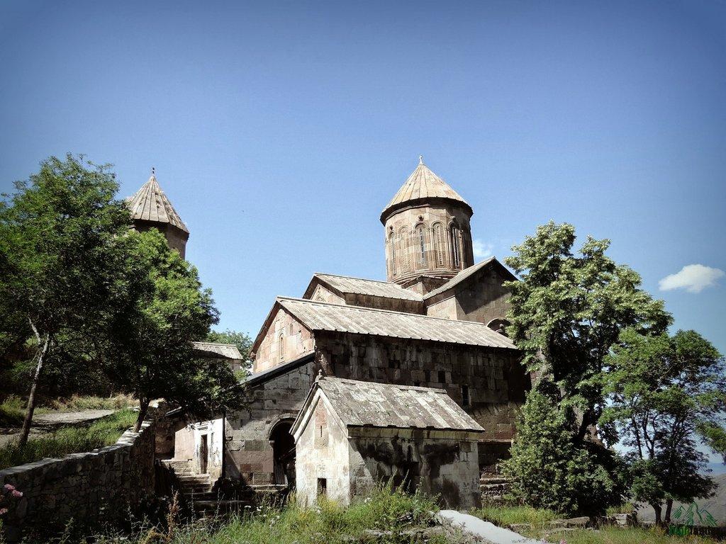 Монастырь Сапара