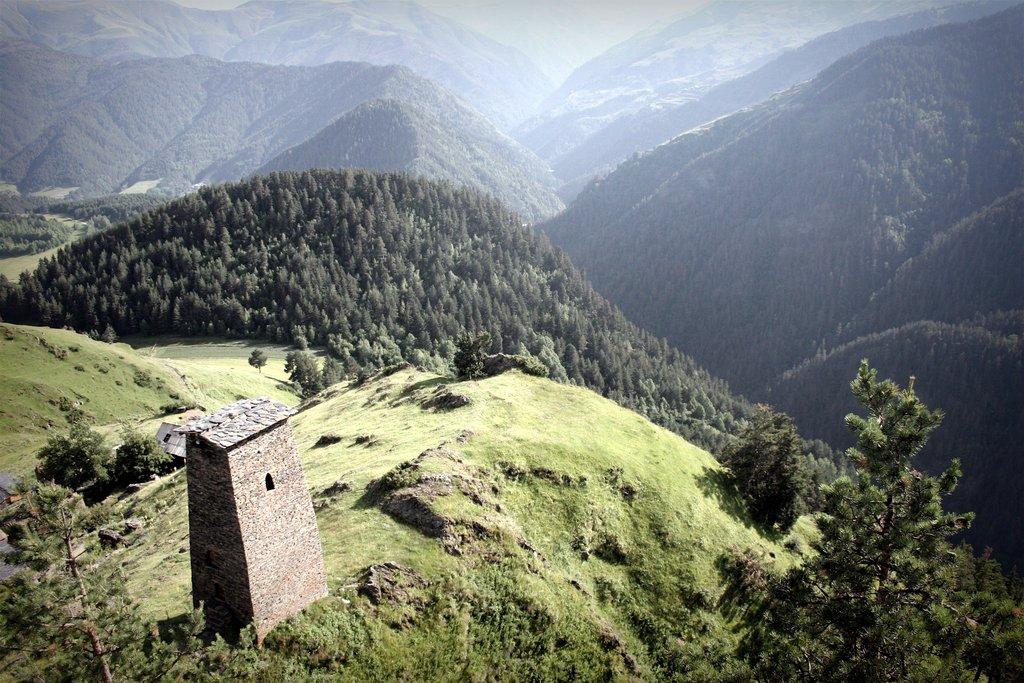 Национальный парк Тушетии