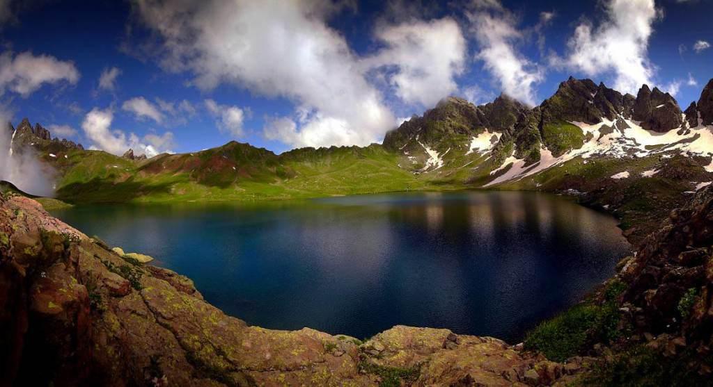 Озеро Тобаварчхили, туризм в Зугдиди