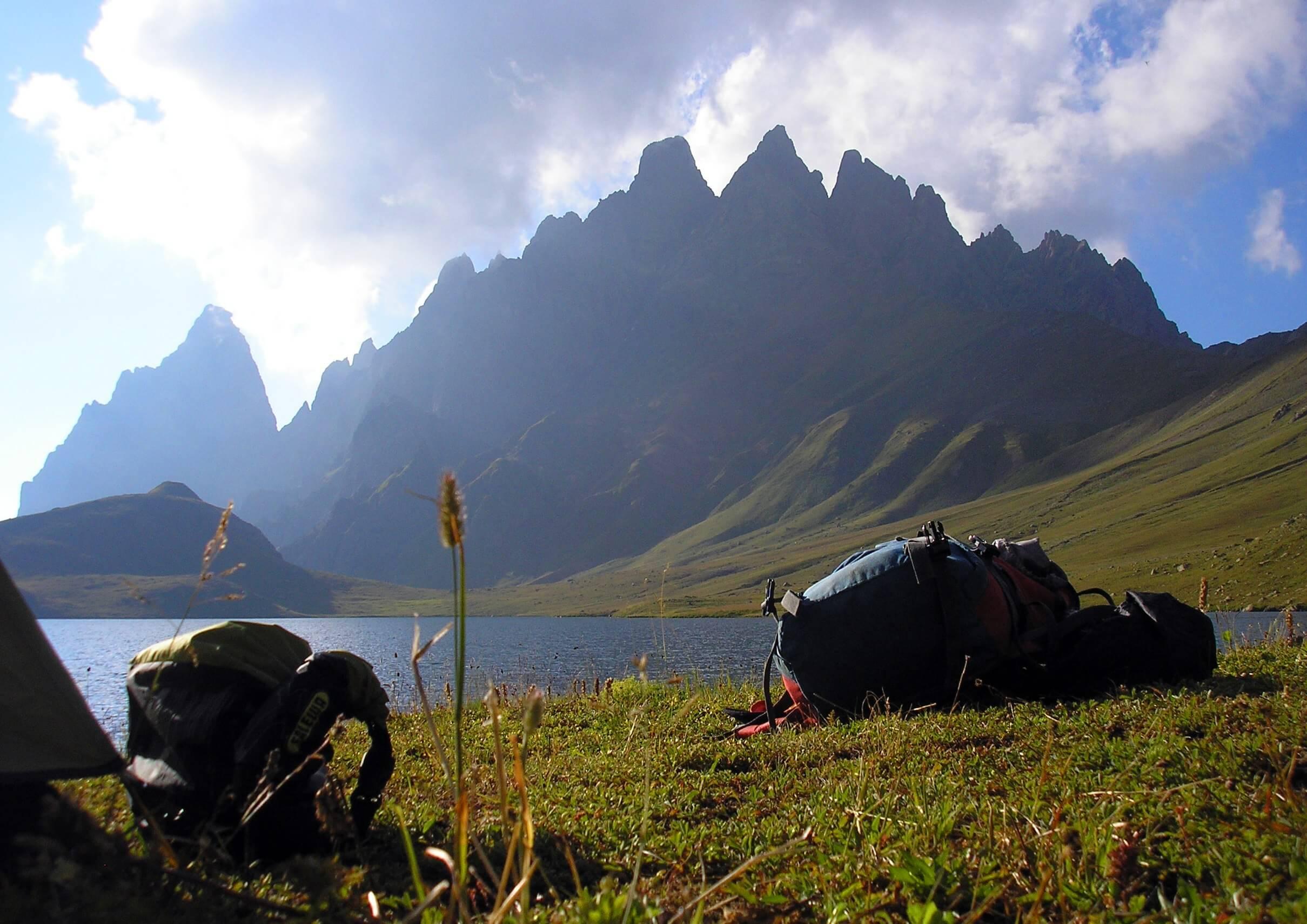 Озеро Тобаварчхили, Достопримечательности Самегрело