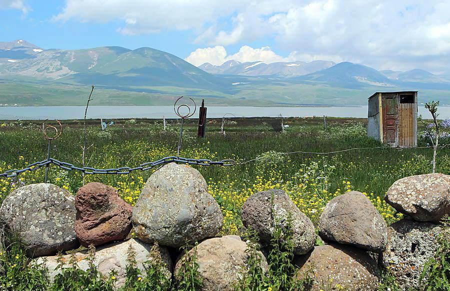 Озеро Цалка