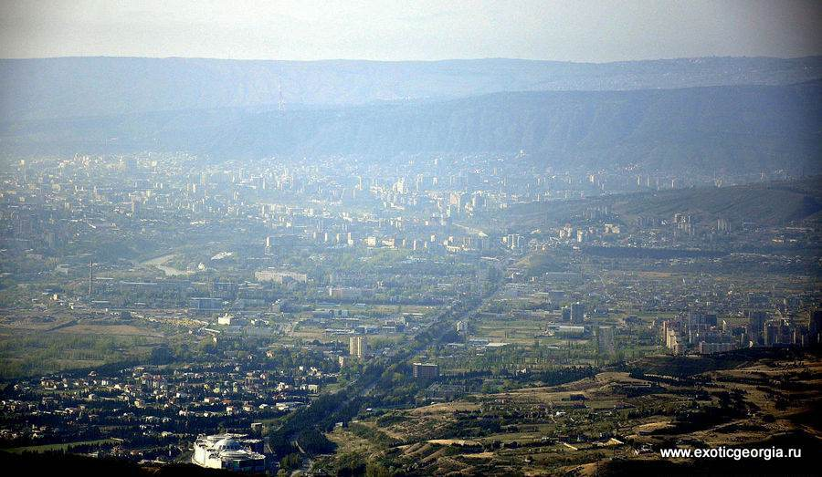 ПанорамаТбилиси