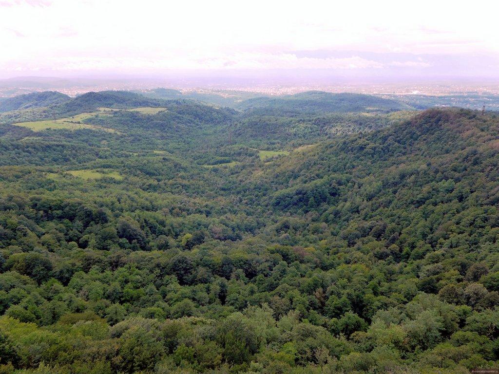 Панорамы из тура Сатаплиа и Прометеевы пещеры