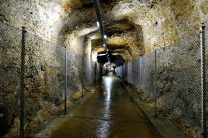 Пещеры Прометея.Выход пешком