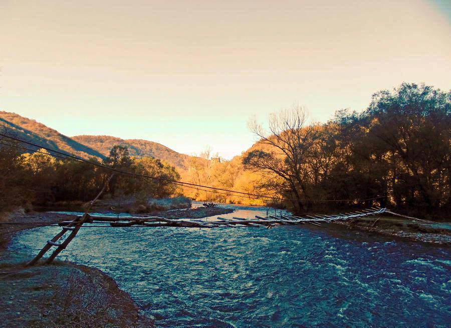 Река в Картли
