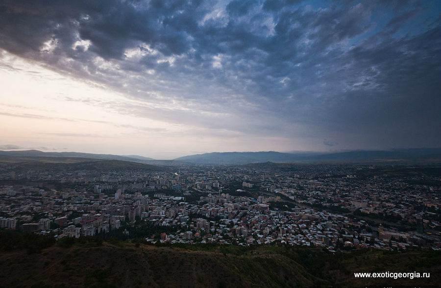 Тбилиси. Почти Европа