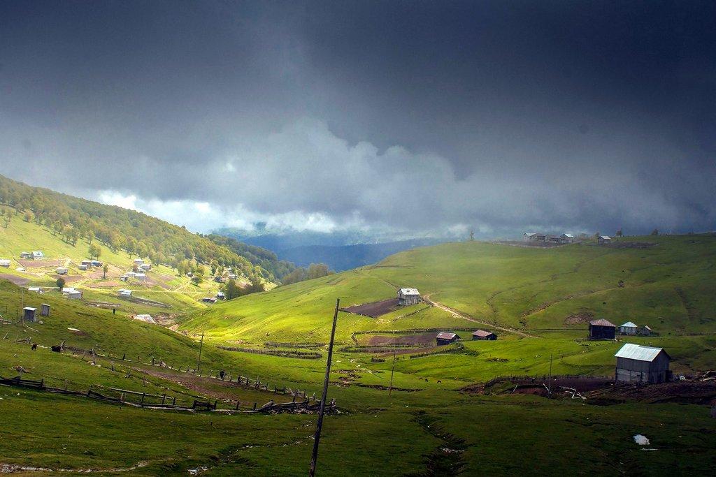 Шикарные панорамы Грузии в туре Тбилиси Батуми объездным путем
