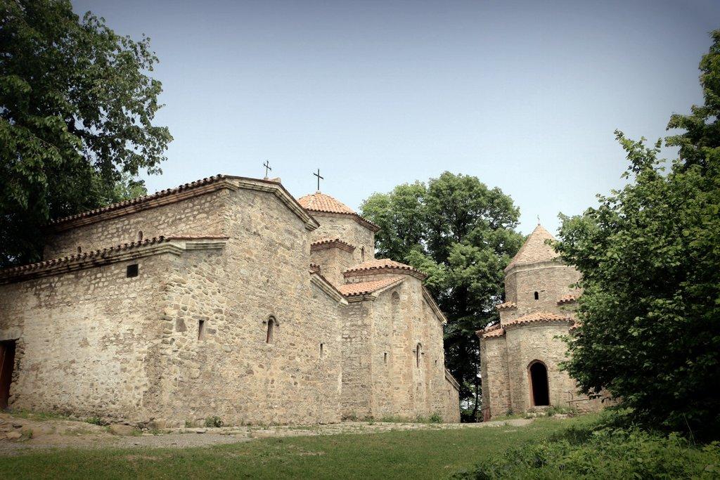 Шуамта, святые места Грузии