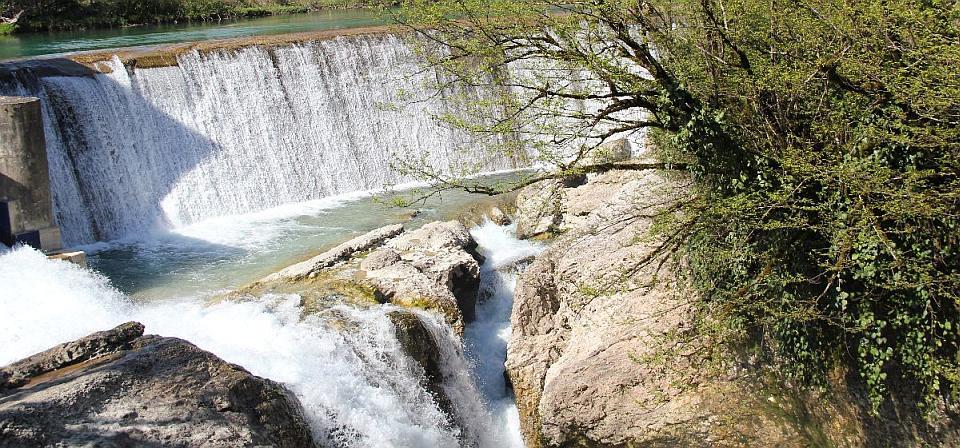 водопад Тоба, Достопримечательности Самегрело