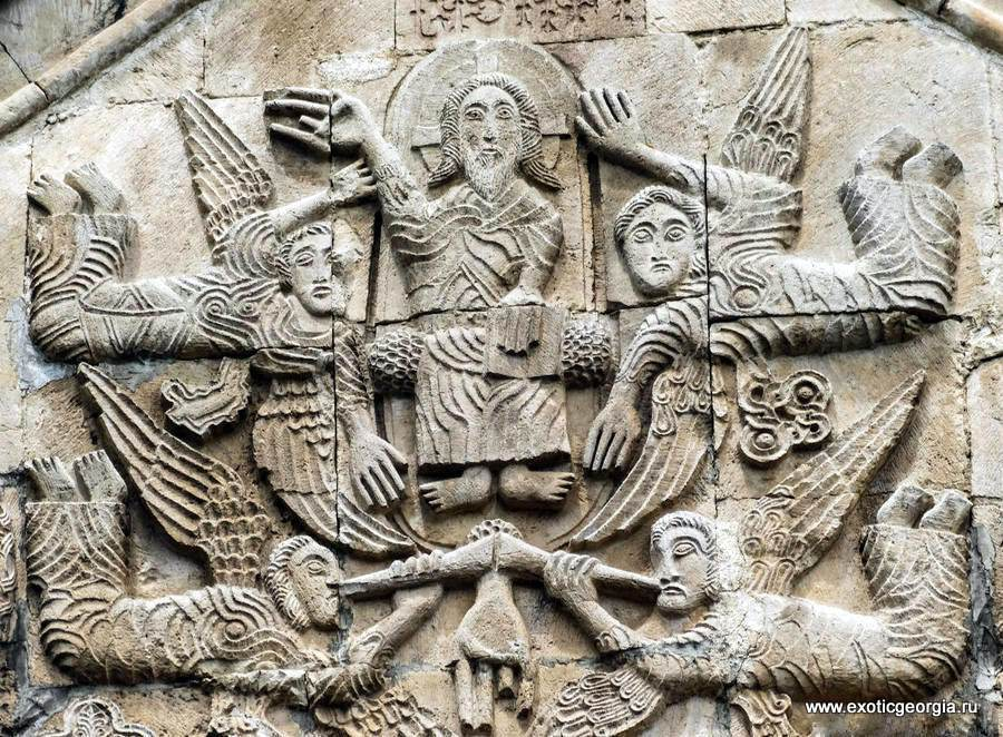 детали храма Никорцминда