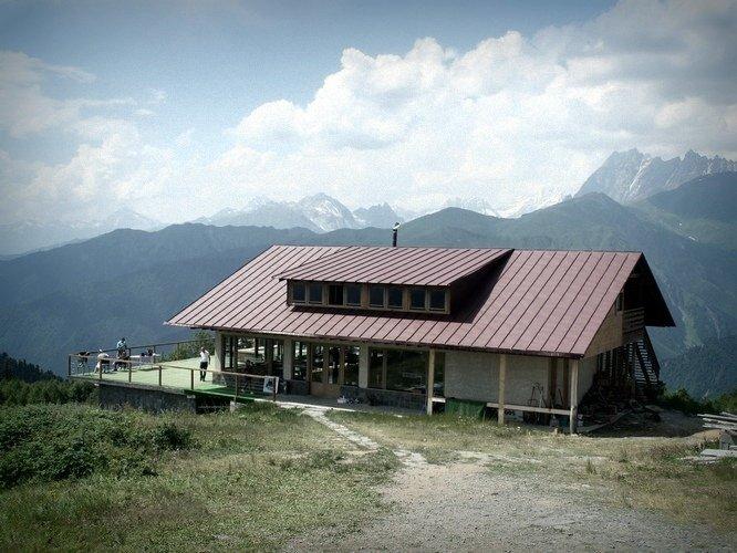 курорт Хацвали, Сванетия достопримечательности