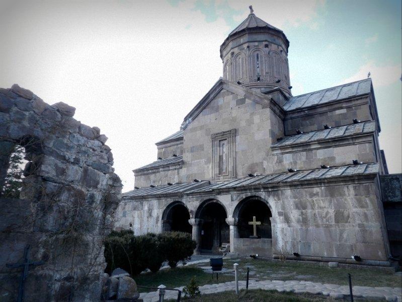 монастырский комплекс Зарзма