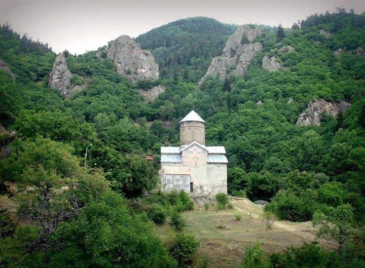монастырь Чулеви