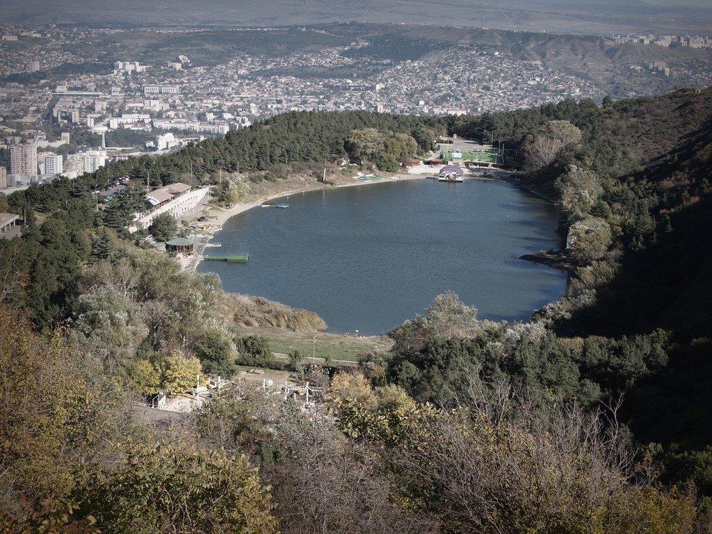 озеро Черепаха