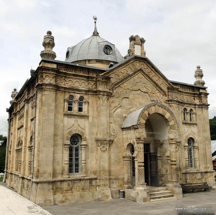 синагога в г. Они