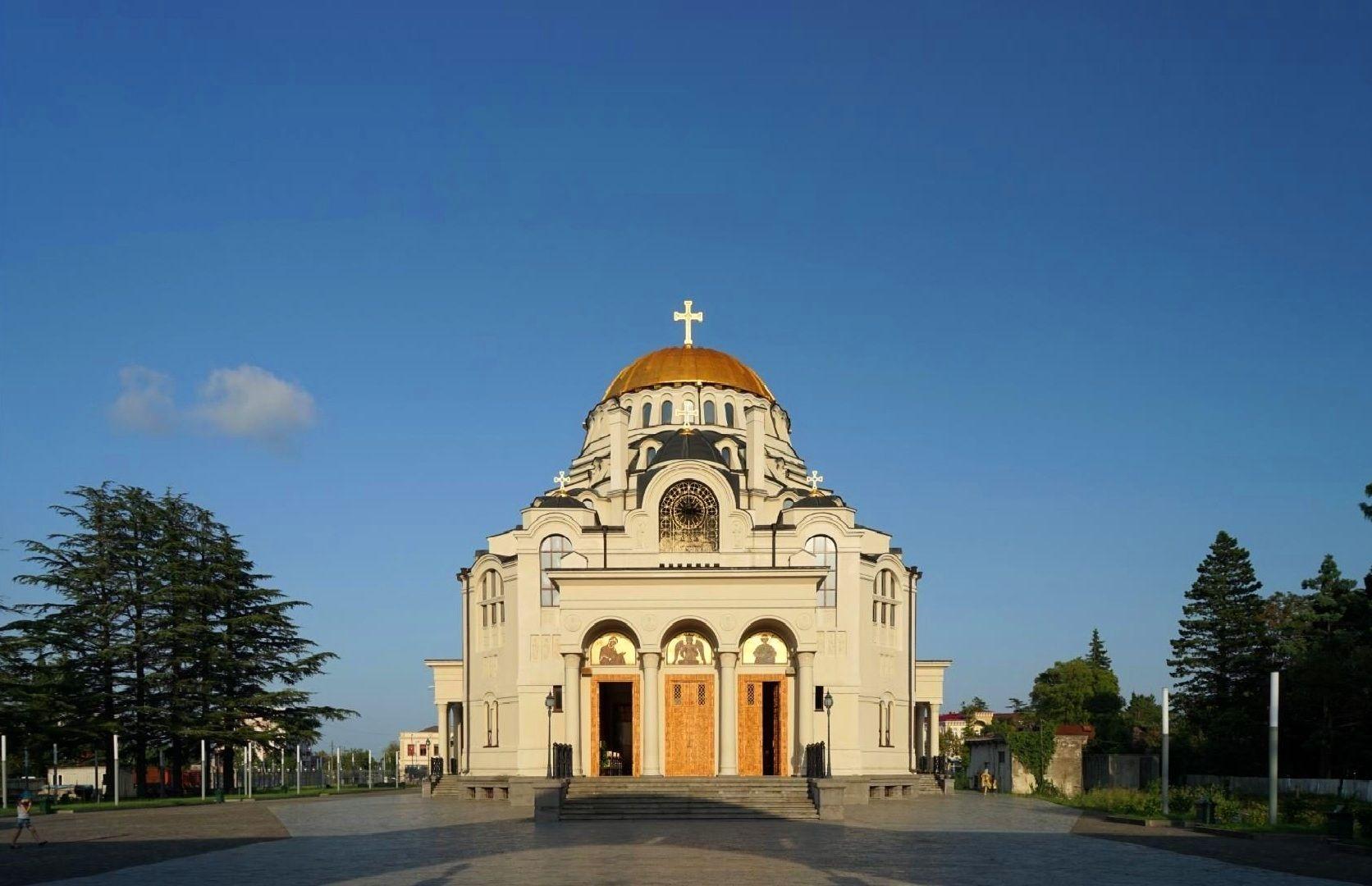 собор Поти, Достопримечательности Самегрело