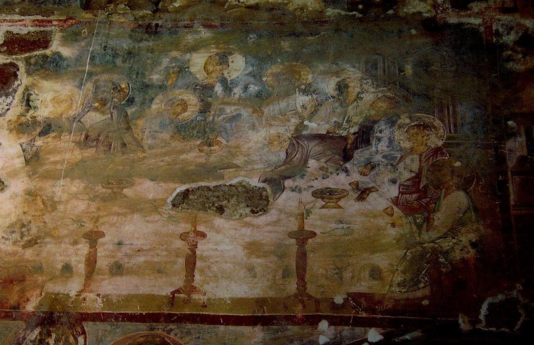 собор Цаленджихи фрески
