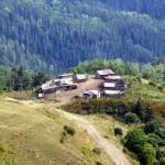 Зекарский перевал в Самцхе-Джавахети, Грузия.