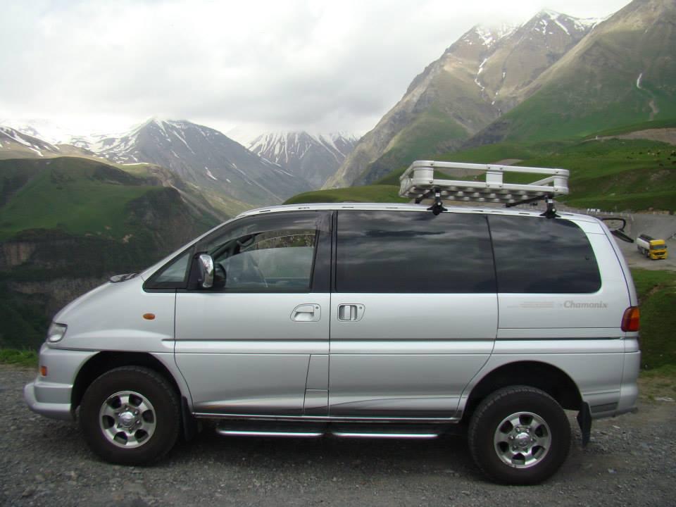 Mitsubishi Delica 3.0 2004