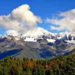 Сванетия, в горах