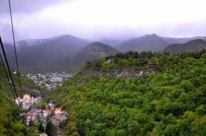 Южная Грузия, Боржоми, достопримечательности Самцхе-Джавахети