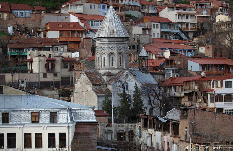Старинный Тбилиси