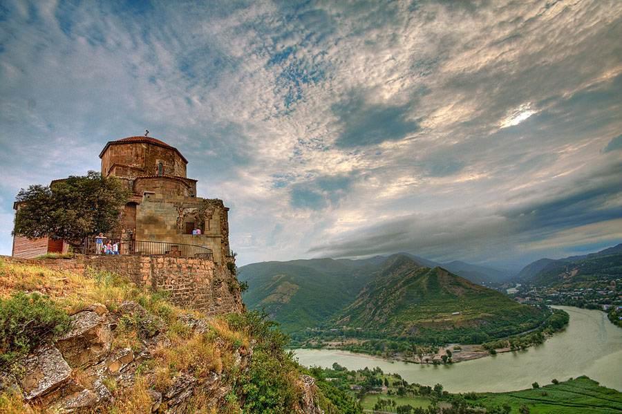 Мцхета и окрестности Тбилиси,